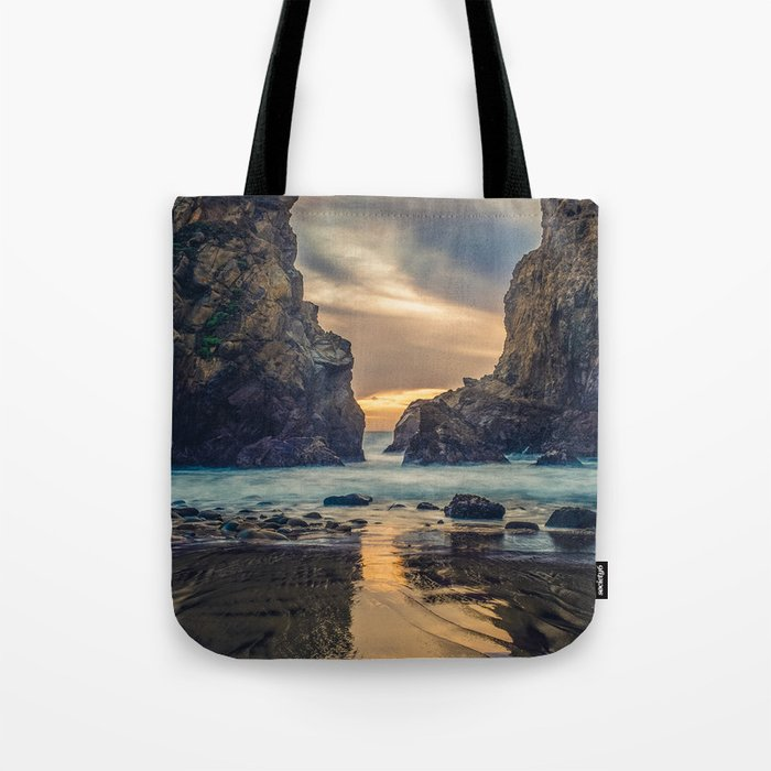 Touch of the Sea Tote Bag