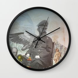 but where is Elvis and Bowie... Wall Clock