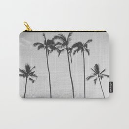 PALM TREES XII / Honolulu, Hawaii Carry-All Pouch