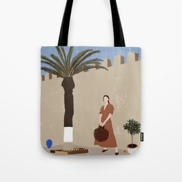 Summer in Marrakesh Tote Bag