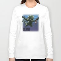 nirvana Long Sleeve T-shirts featuring Nirvana : nevermind by Billy Allison