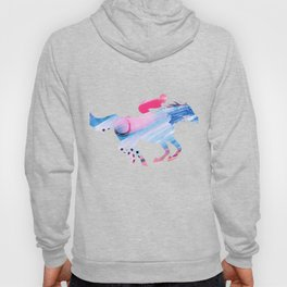 Vaulting Horse Equestrian Riding Gymnast Pole Gift Hoody