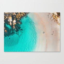 Nanarup Beach, Western Australia Canvas Print