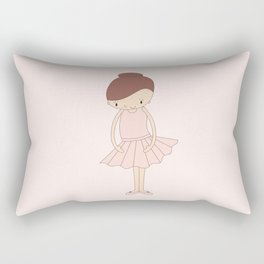 illusima Isabella Ballerina Rectangular Pillow
