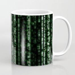 Streaming Mathematical Array Coffee Mug