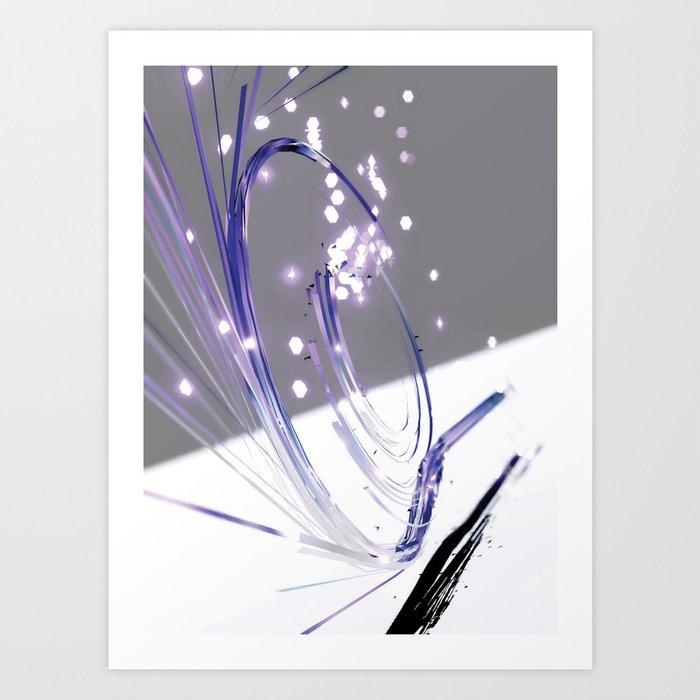 Escape Velocity Art Print