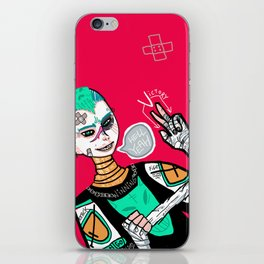 Better sorry than safe iPhone Skin