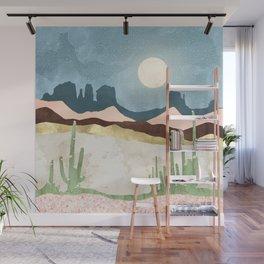 Desert Bloom Wall Mural