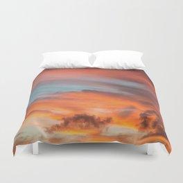 SIMPLY SKY Duvet Cover