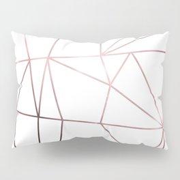 Metal nodes Pillow Sham