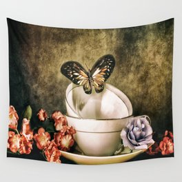 Afternoon Tea Wall Tapestry