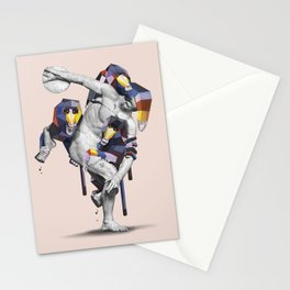Apes Statue Stationery Cards