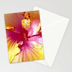 Pretty & Pink Flower Stationery Cards