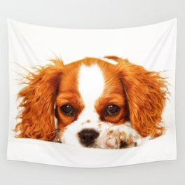 Cavalier King Charles Wall Tapestry