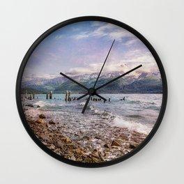 Eternal Longings Wall Clock