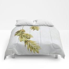 simple sea  oats Comforters