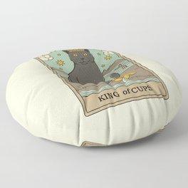 King of Cups Floor Pillow