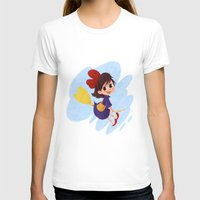 kiki T-shirts featuring kiki delivery service by Ponchoart