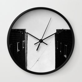 Homefromabove Wall Clock
