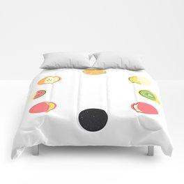 Fruit of the Moon 2 Comforters