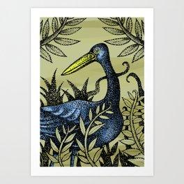 AIRONE Art Print