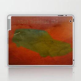 That reminds me... Laptop & iPad Skin