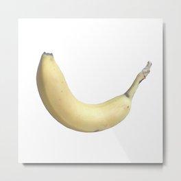 Banana  Solo Metal Print