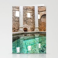 arab Stationery Cards featuring Arab Baths | Girona, Spain by Liesl Marelli