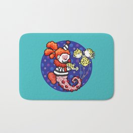Cecil the Clown Fish Bath Mat