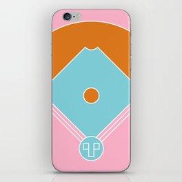 Court / Baseball iPhone Skin