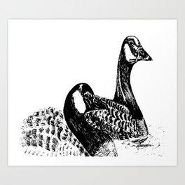 The Pair Art Print