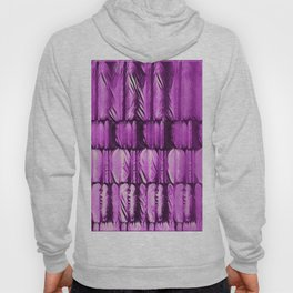 Purple Knits Demand Attention...Sort of Hoody