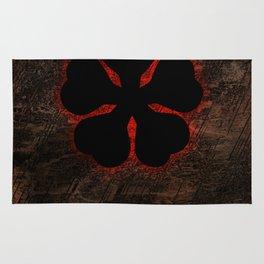 Black Clover Rug