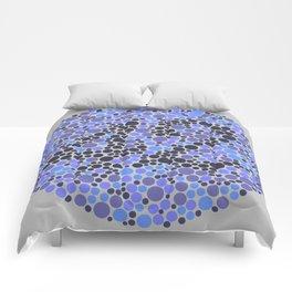 42 blind test Comforters