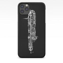 Contrabassoon iPhone Case
