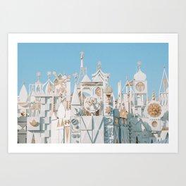 Sun Tower Art Print