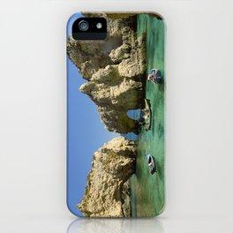 Ponta da Piedade, Portugal iPhone Case