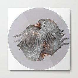 The vulture Metal Print