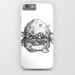 The Nasty Patty iPhone Case
