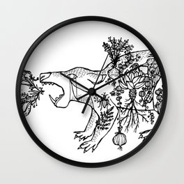 Begone Wall Clock