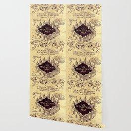 bown map Wallpaper