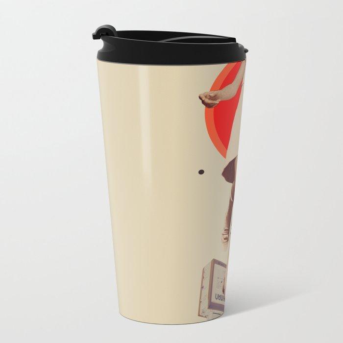 1983 Metal Travel Mug