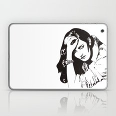 In Black & White IV Laptop & iPad Skin