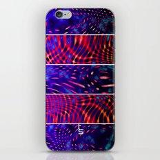 Bio Rhythm II (Five Panels Series) iPhone & iPod Skin