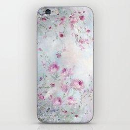 Rose Meadow iPhone Skin