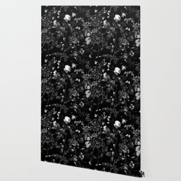 DARK FLOWER Wallpaper