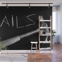 DIY hammer and nails Wall Mural