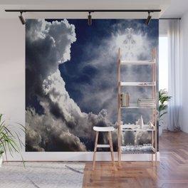 Blue Heaven - Deity Wall Mural