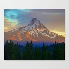 When Adventure Begins Canvas Print