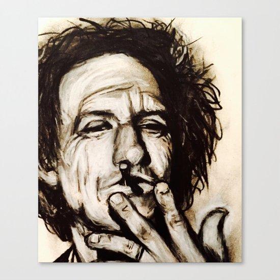 """Richards"" Canvas Print"